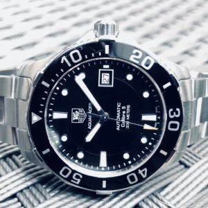 #015 TAG Heuer Aquaracer | 41,5mm