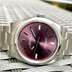 #020 Rolex Oyster Perpetual | 39mm