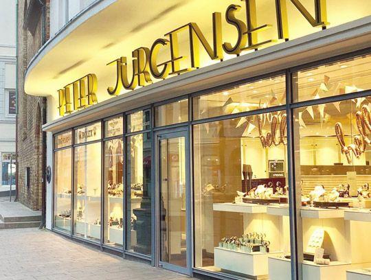 Geschäft Impressionen Juwelier Und Feinuhrmacher Peter Jürgensen